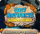 Žaidimas Lost Artifacts: Golden Island Collector's Edition