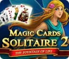 Žaidimas Magic Cards Solitaire 2: The Fountain of Life