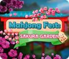 Žaidimas Mahjong Fest: Sakura Garden