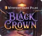 Žaidimas Mystery Case Files: Black Crown