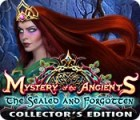 Žaidimas Mystery of the Ancients: The Sealed and Forgotten Collector's Edition