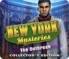 Žaidimas New York Mysteries: The Outbreak Collector's Edition