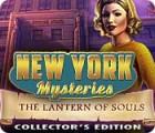 Žaidimas New York Mysteries: The Lantern of Souls Collector's Edition