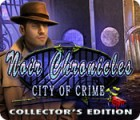 Žaidimas Noir Chronicles: City of Crime Collector's Edition