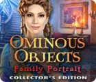 Žaidimas Ominous Objects: Family Portrait Collector's Edition