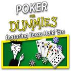 Žaidimas Poker for Dummies