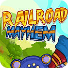 Žaidimas Railroad Mayhem