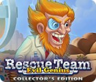 Žaidimas Rescue Team: Evil Genius Collector's Edition