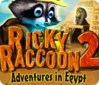 Žaidimas Ricky Raccoon 2: Adventures in Egypt