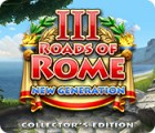 Žaidimas Roads of Rome: New Generation III Collector's Edition