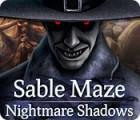Žaidimas Sable Maze: Nightmare Shadows