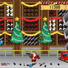 Žaidimas Santa Caught Christmas