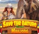 Žaidimas Save the Nature: Mahjong