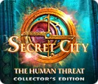 Žaidimas Secret City: The Human Threat Collector's Edition