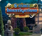 Žaidimas Secret Investigations: Themis