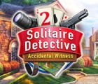 Žaidimas Solitaire Detective 2: Accidental Witness