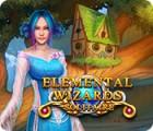 Žaidimas Solitaire: Elemental Wizards