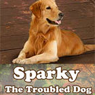 Žaidimas Sparky The Troubled Dog