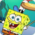 Žaidimas SpongeBob SquarePants: Pizza Toss