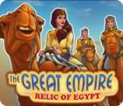 Žaidimas The Great Empire: Relic Of Egypt