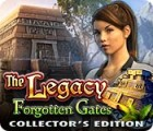 Žaidimas The Legacy: Forgotten Gates Collector's Edition