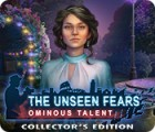 Žaidimas The Unseen Fears: Ominous Talent Collector's Edition
