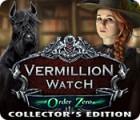 Žaidimas Vermillion Watch: Order Zero Collector's Edition