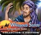 Žaidimas Whispered Secrets: Forgotten Sins Collector's Edition