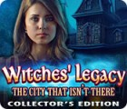 Žaidimas Witches' Legacy: The City That Isn't There Collector's Edition