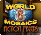 Žaidimas World Mosaics 8: Fiction Fixers