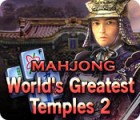 Žaidimas World's Greatest Temples Mahjong 2