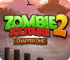 Žaidimas Zombie Solitaire 2: Chapter 1