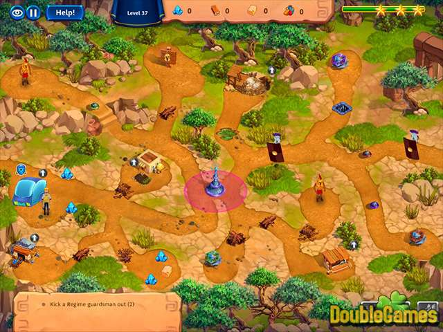 Free Download Roads of Time: Odyssey Collector's Edition Screenshot 2